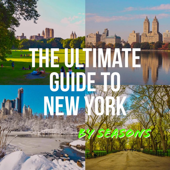 The Ultimate Guide to New York by Seasons - Global Storybook