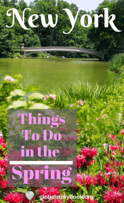 NYC in Spring, things to do - Global Storybook
