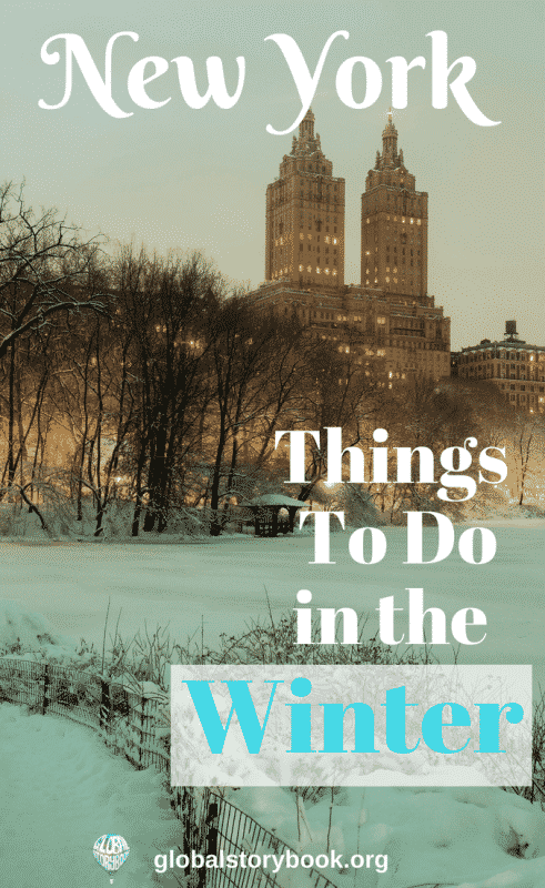 New York in Winter, things to do - Global Storybook