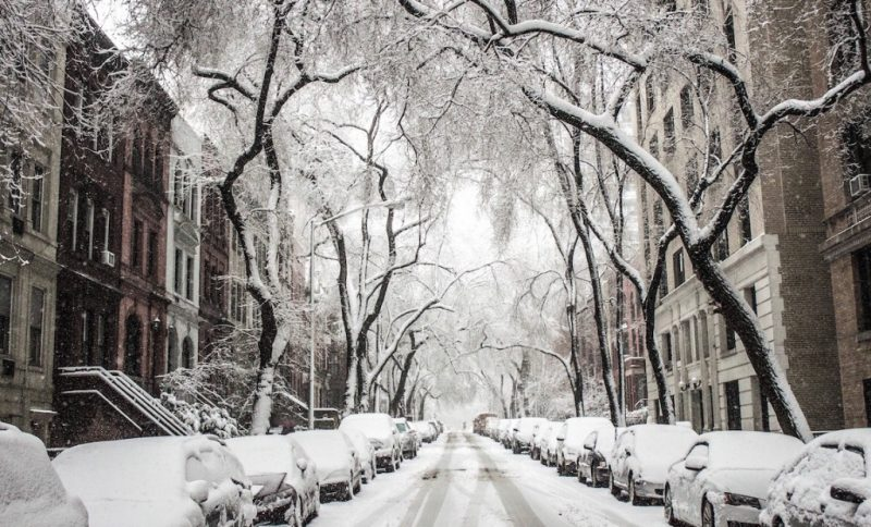 Winter in New York - Global Storybook