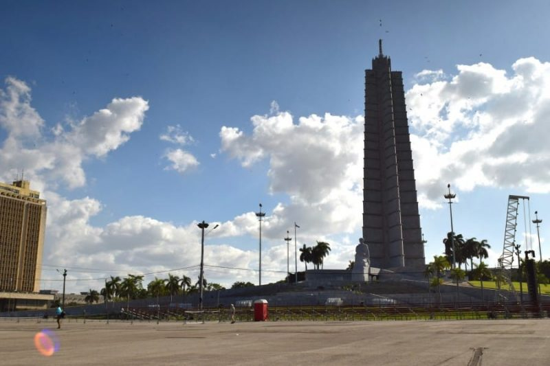 Jose Marti memorial, Revolution Square, Havana