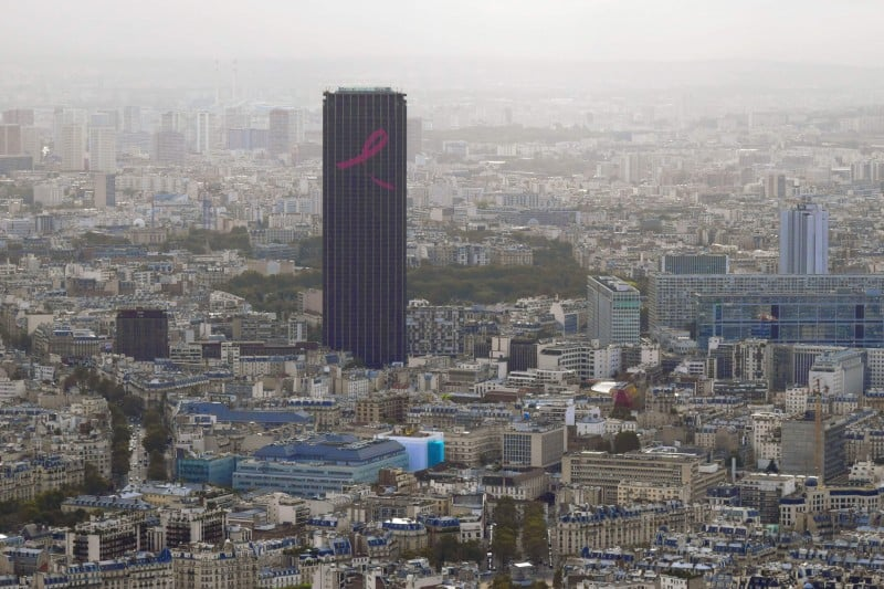 Montparnasse Tower, Paris - Global Storybook