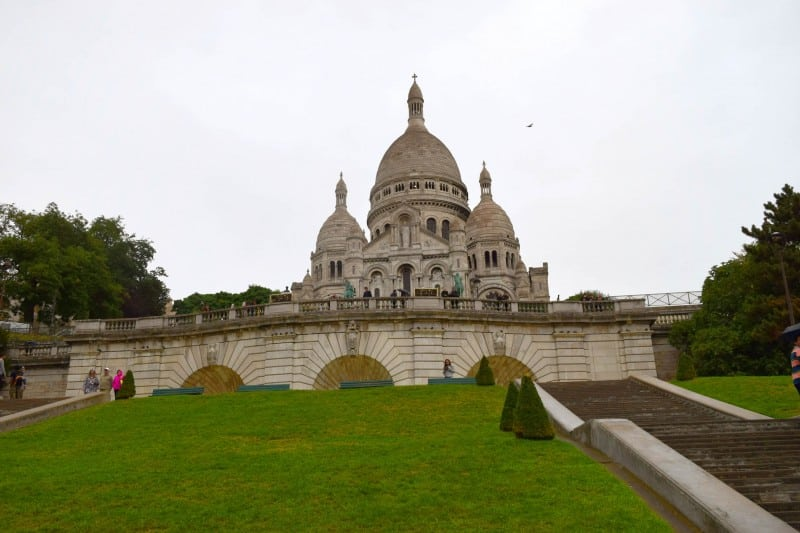 Sacre-Couer, Paris - Global Storybook