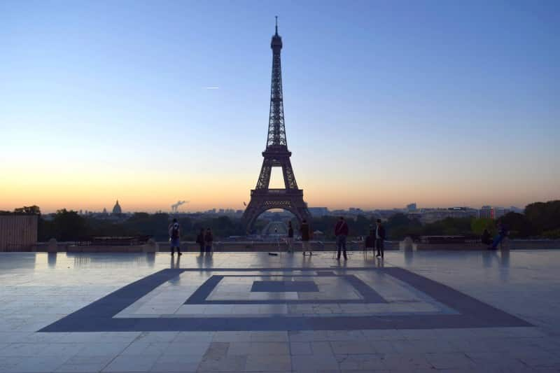 Trocadero, Paris - Global Storybook