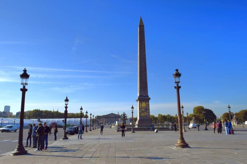 Place de la Concorde, Paris - Global Storybook