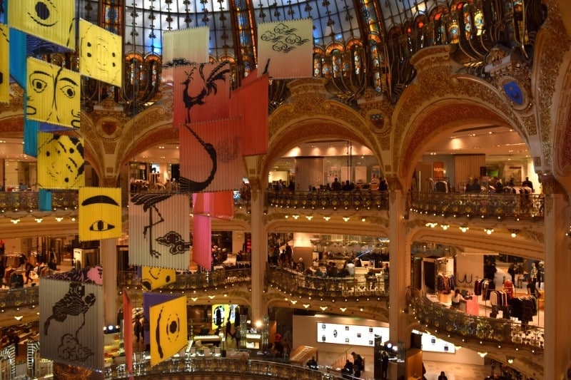 Galeries Lafayette, Paris - Global Storybook