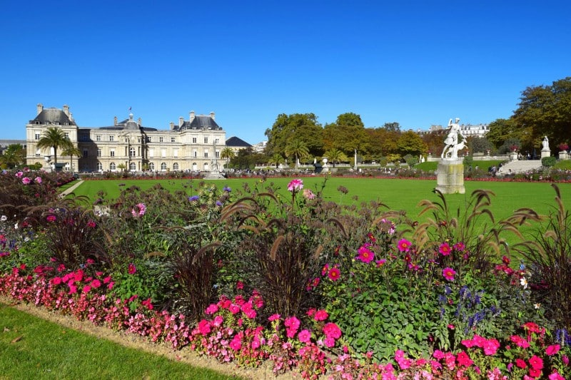 Jardin du Luxembourg, Paris - Global Storybook