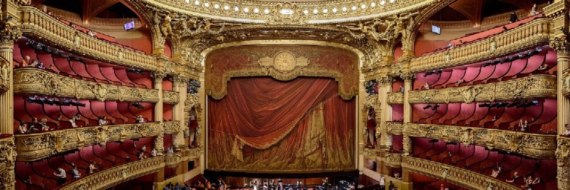 Opera Palais Garnier, Paris - Global Storybook