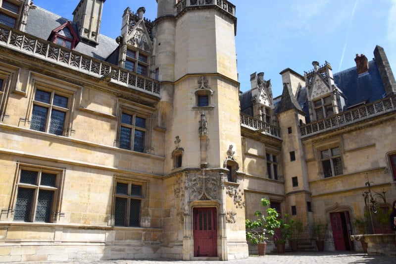 Musée de Cluny, Paris - Global Storybook