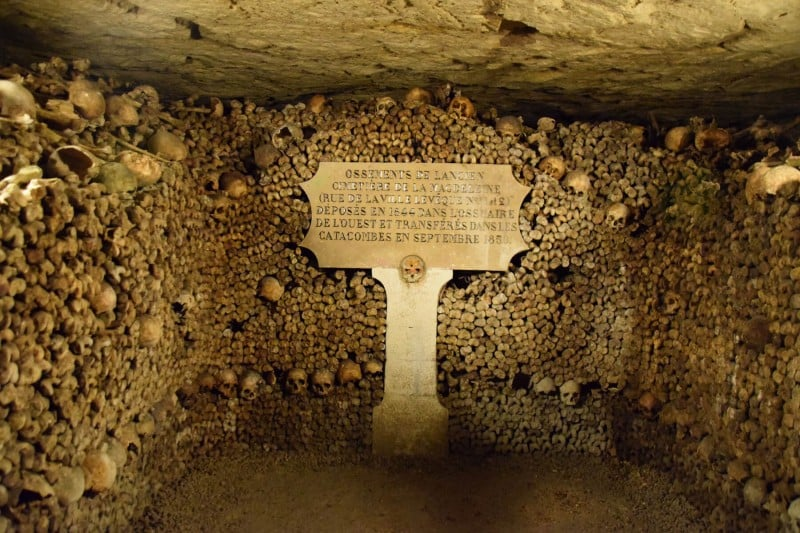 Catacombs, Paris - Global Storybook