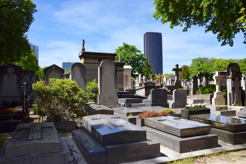 Cemetery Montparnasse, Paris - Global Storybook