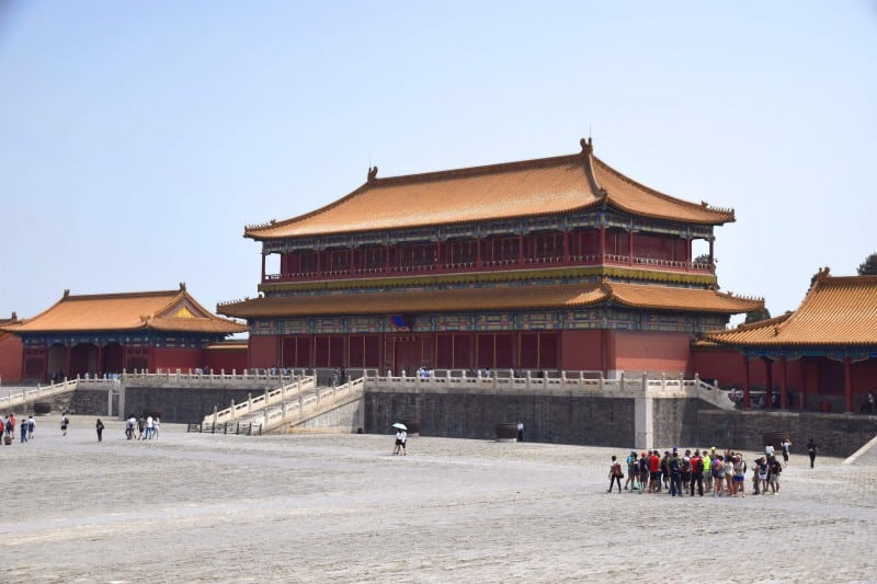 Forbidden City, Beijing, China - Global Storybook