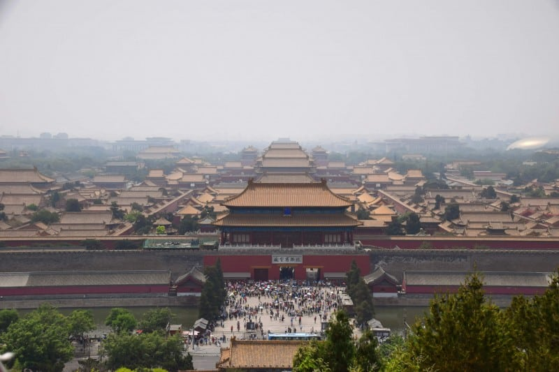 Jingshan Gongyuan, Beijing, China - Global Storybook