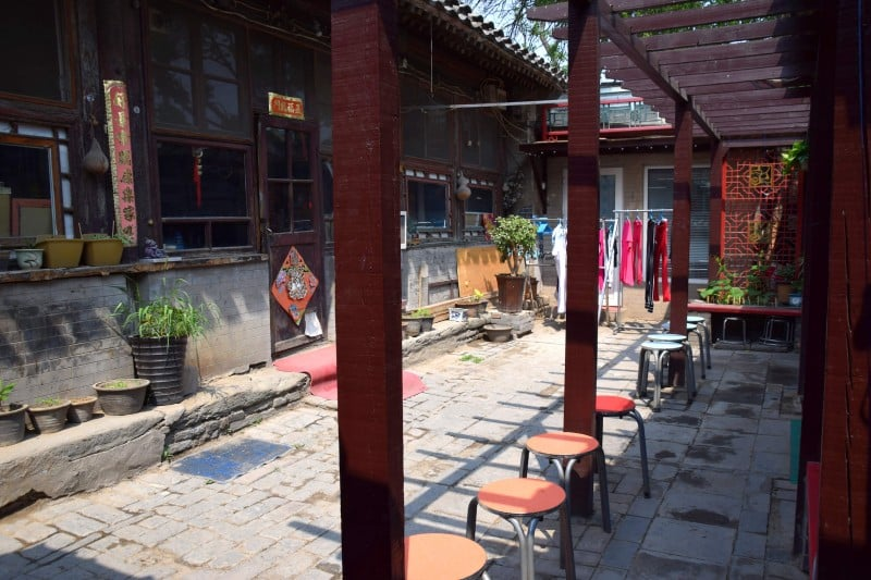Hutong, Beijing, China - Global Storybook