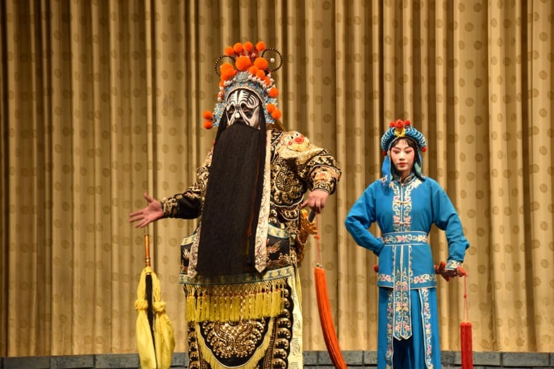 Beijing Opera, Beijing, China - Global Storybook
