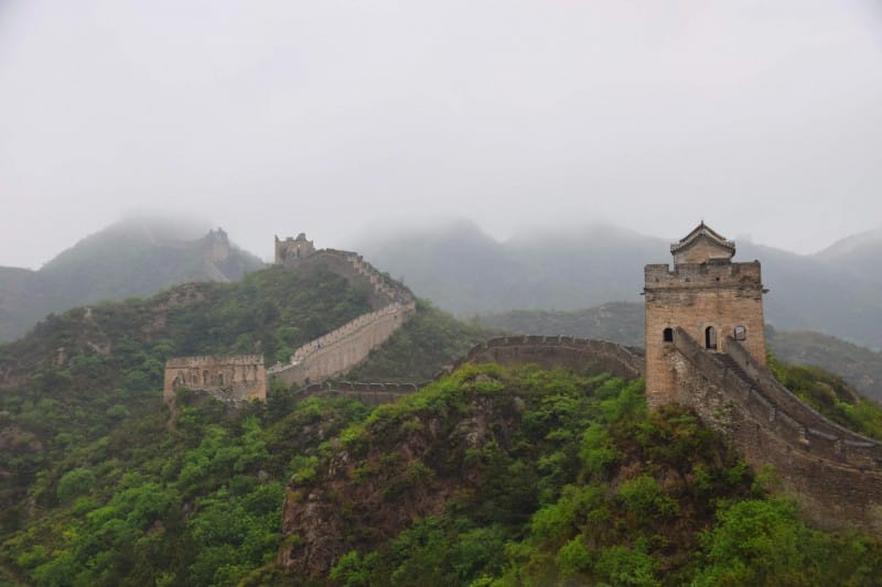 Great Wall, Beijing, China - Global Storybook