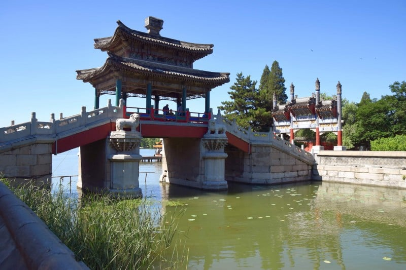 Summer Palace, Beijing, China - Global Storybook