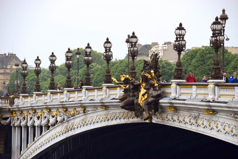 Pont Alexandre III, Paris - Global Storybook