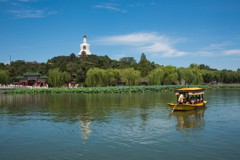 Beihai Park, Beijing, China - Global Storybook
