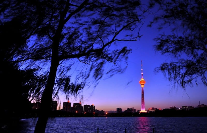Central Radio and TV Tower, Beijing, China - Global Storybook