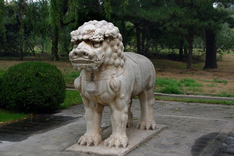 Ming Tombs, Beijing, China - Global Storybook