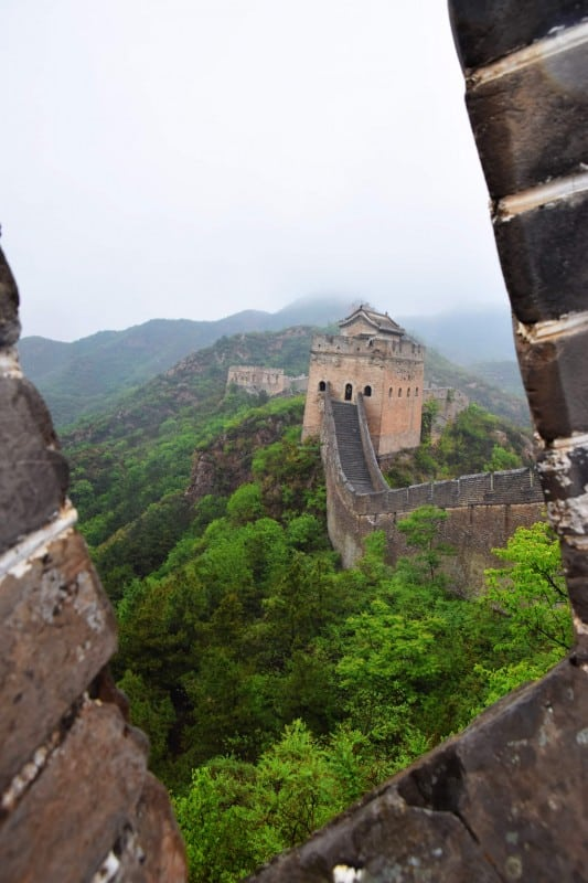Jinshanling Great Wall, China - Global Storybook
