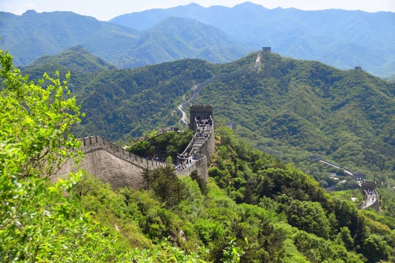 Badaling Great Wall, Beijing, China - Global Storybook