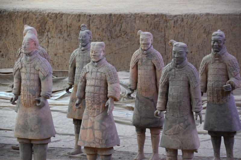 Terracotta Warriors, Xian, China - Global Storybook