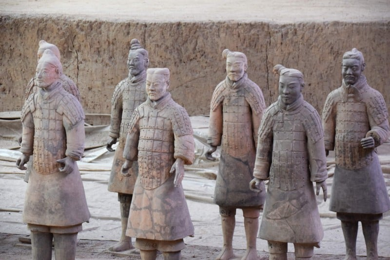 Terracotta Army, Xi'an - Global Storybook