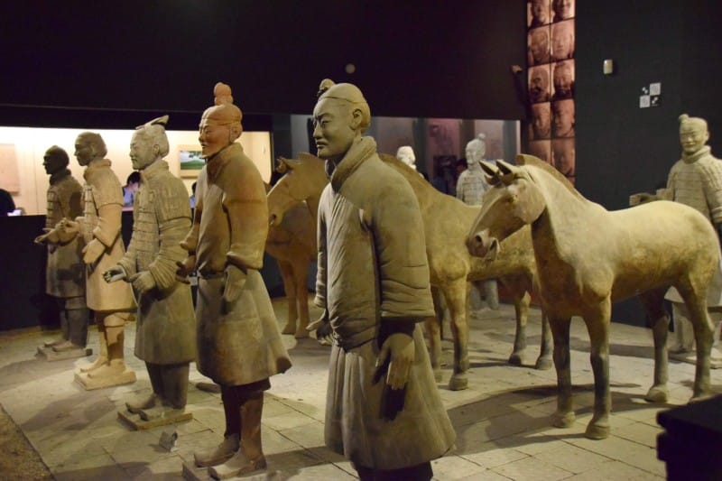Shaanxi History Museum, Xi'an - Global Storybook