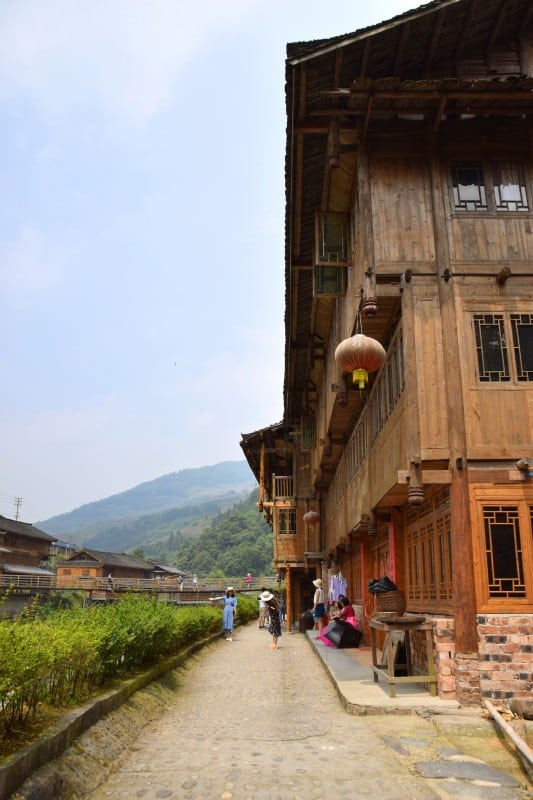 Huangluo Yao Village, China - Global Storybook