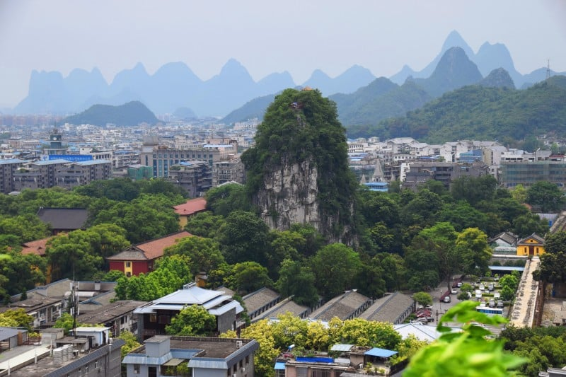 Guilin Solitary Peak, Guilin, China - Global Storybook