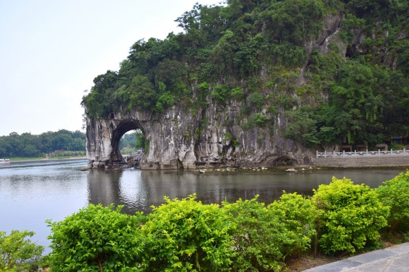 Elephant Trunk Hill, Guilin, China - Global Storybook