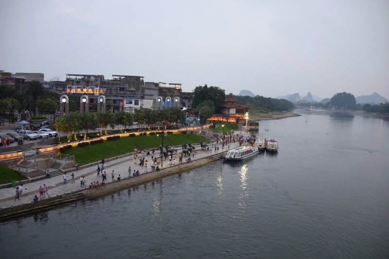 Riverside Walk, Guilin, China - Global Storybook