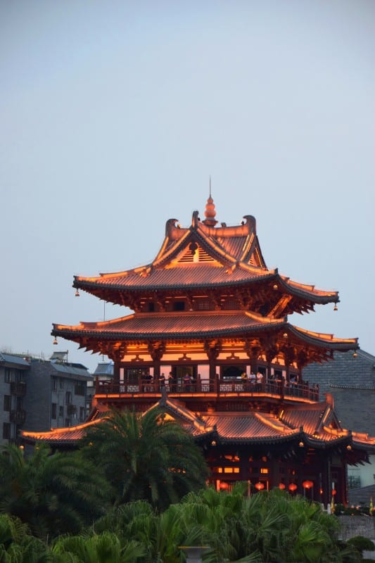 Xiao Yao Pagoda, Guilin, China - Global Storybook
