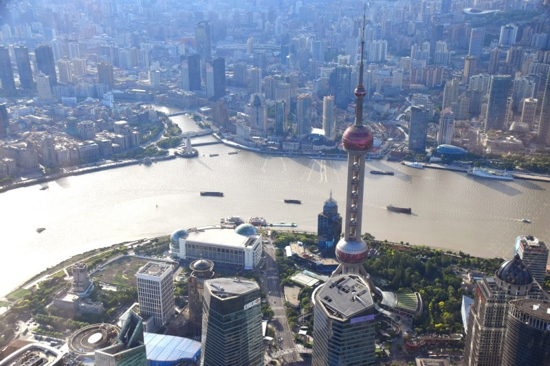 Shanghai Tower - Global Storybook