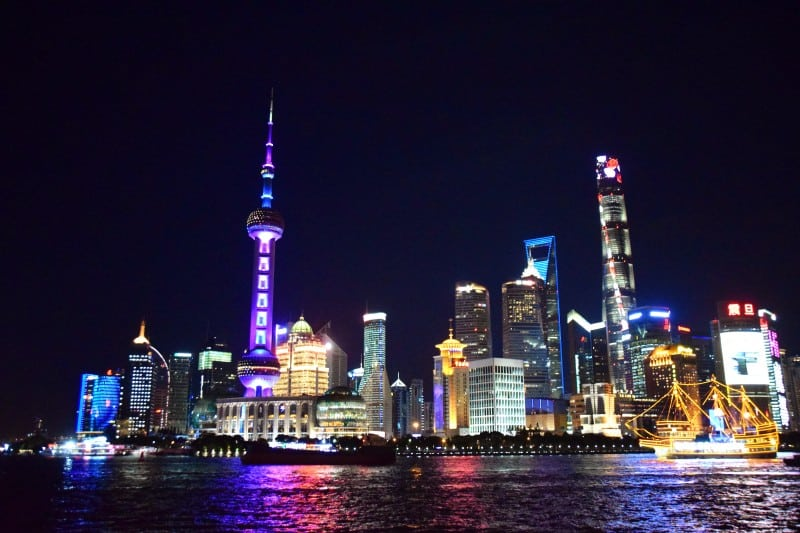 Top panoramic views in Shanghai - Global Storybook