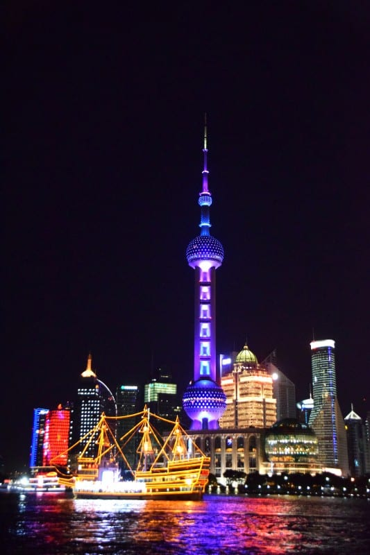 Shanghai, China - Global Storybook