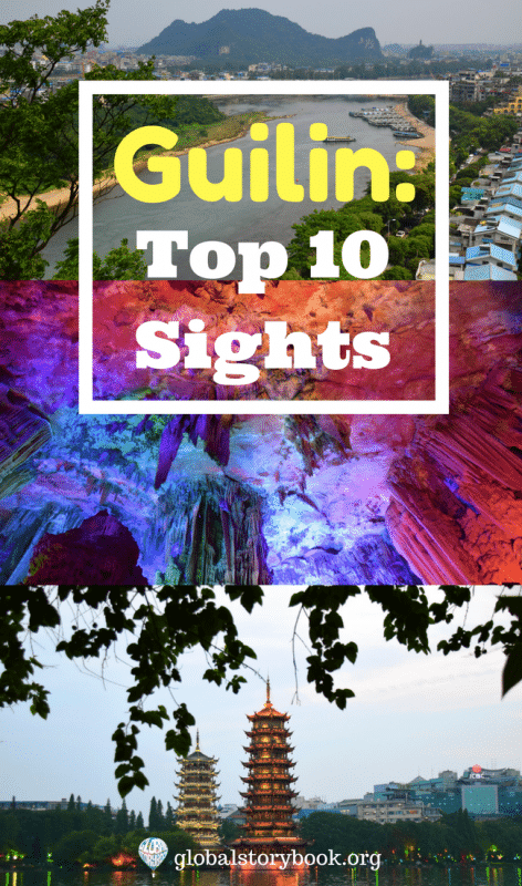 Guilin Top 10 Sights - Global Storybook