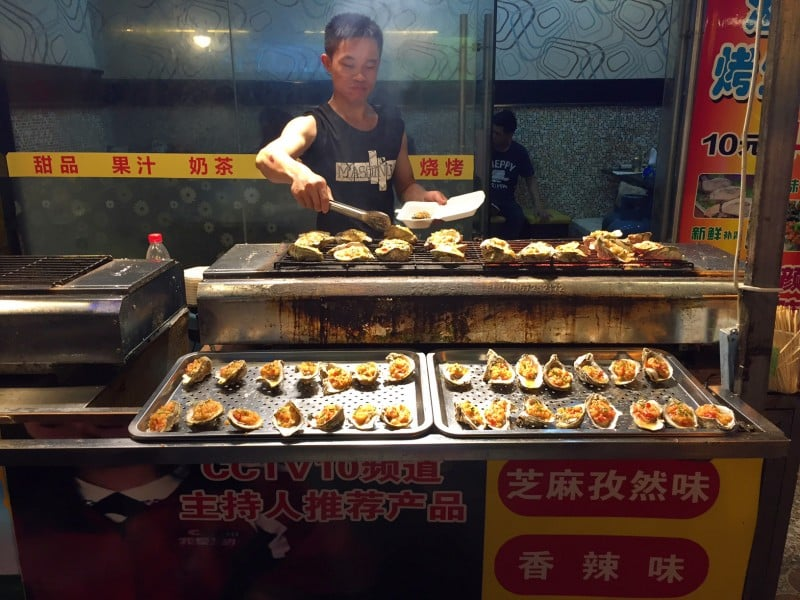 Night Market, Guilin, China - Global Storybook