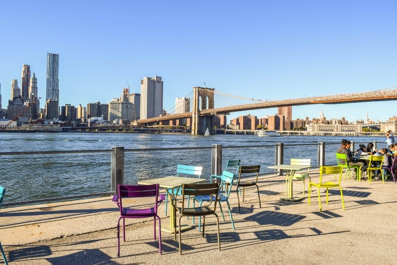 Brooklyn Bridge Park, New York City - Global Storybook