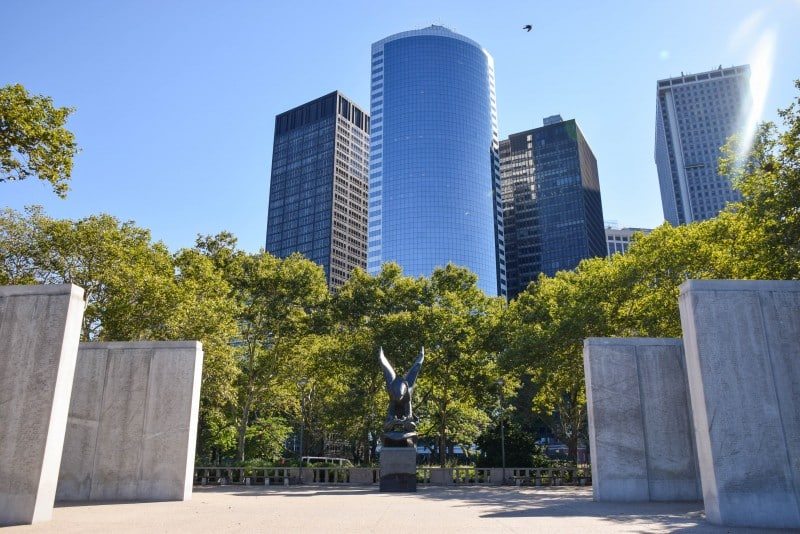 Battery Park, New York City - Global Storybook
