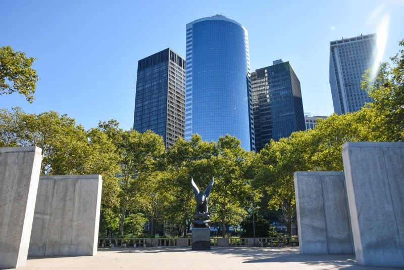 Battery Park, New York - Global Storybook