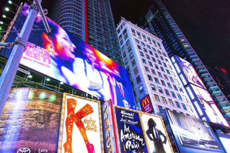 Broadway, New York City - Global Storybook