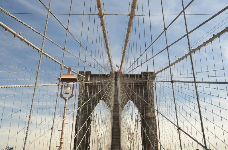 Brooklyn Bridge, New York City - Global Storybook