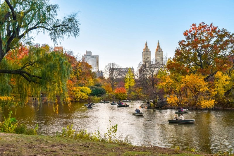 Central Park, New York City - Global Storybook
