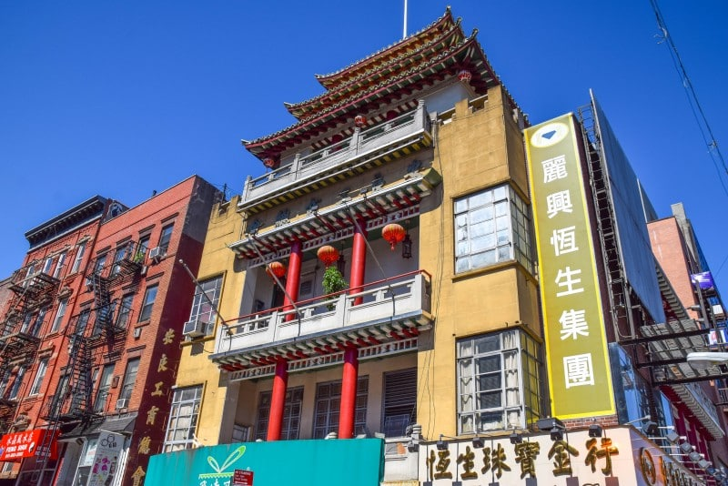 Chinatown, New York - Global Storybook