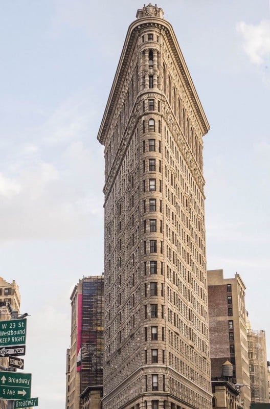 Flatiron Building, New York City - Global Storybook