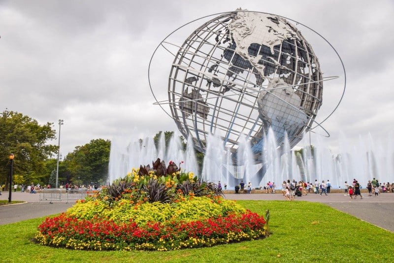 Flushing Meadows Corona Park, New York City - Global Storybook