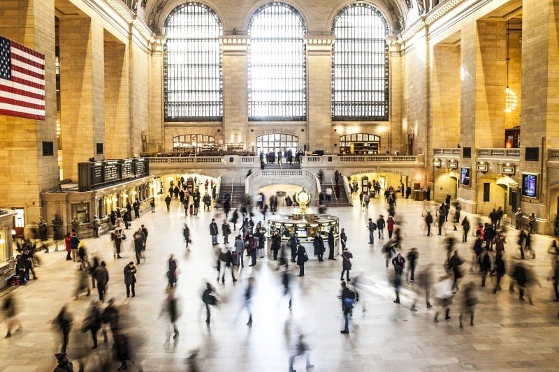 Grand Central Terminal, New York - Global Storybook